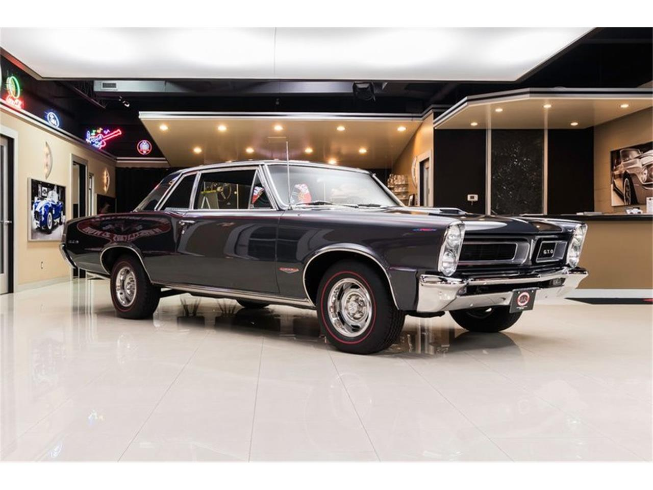 Large Picture of '65 GTO located in Michigan - $69,900.00 Offered by Vanguard Motor Sales - R1WY