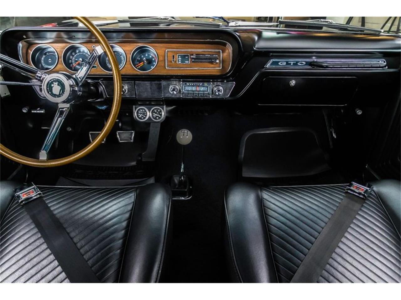 Large Picture of Classic 1965 GTO - R1WY