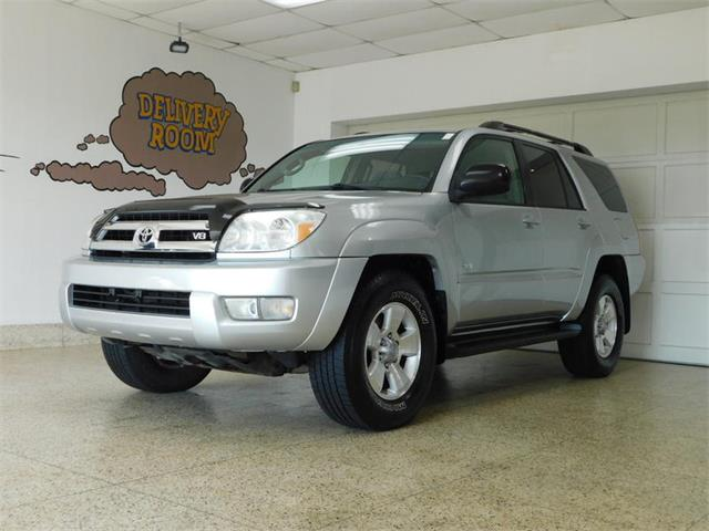Picture of 2005 4Runner located in Hamburg New York - R1XR