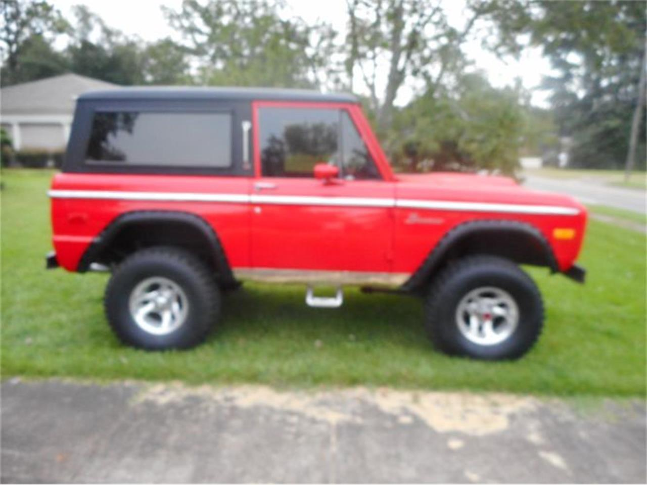 Large Picture of '76 Bronco - R0E7
