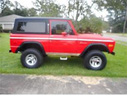Picture of '76 Bronco - R0E7