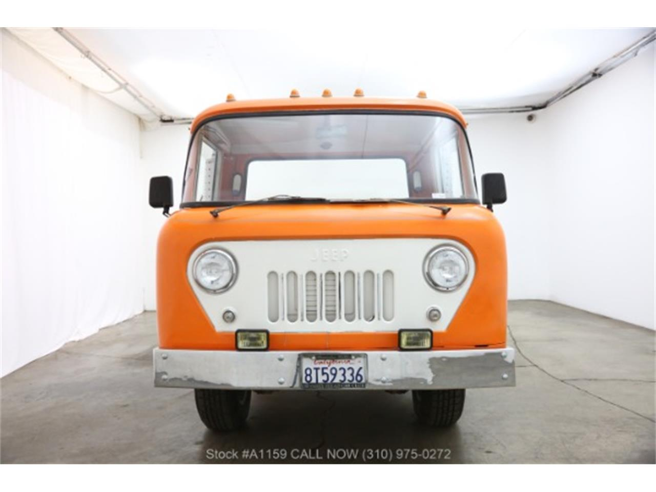 Large Picture of '58 Jeep - R1YH