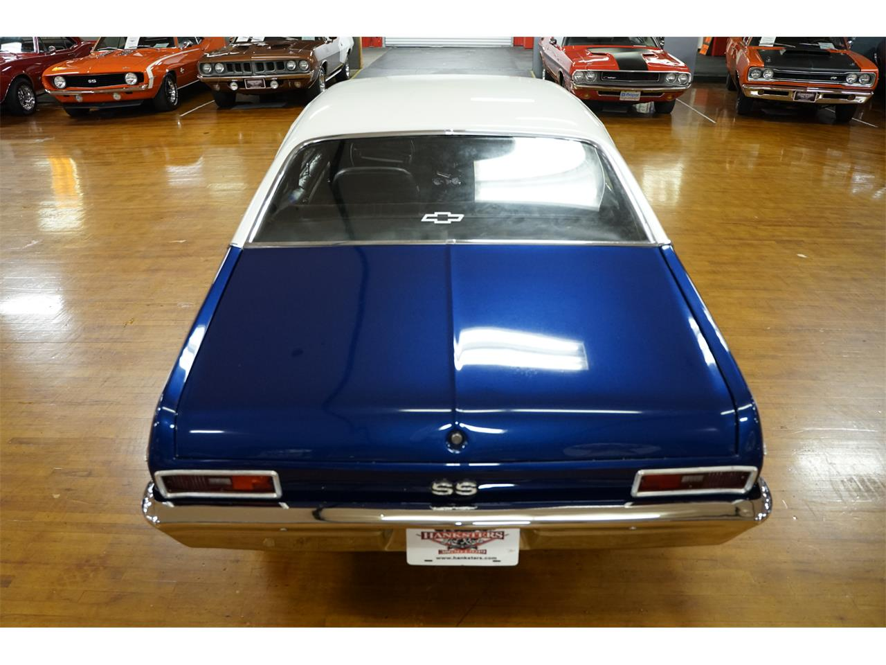 Large Picture of '71 Nova - R1YU