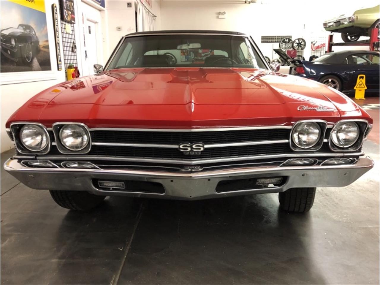 Large Picture of '69 Chevelle - R1YV