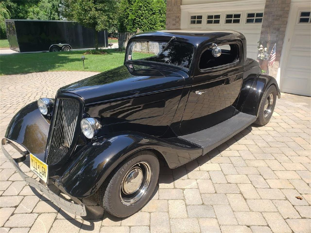 Large Picture of '34 Coupe - R1YW