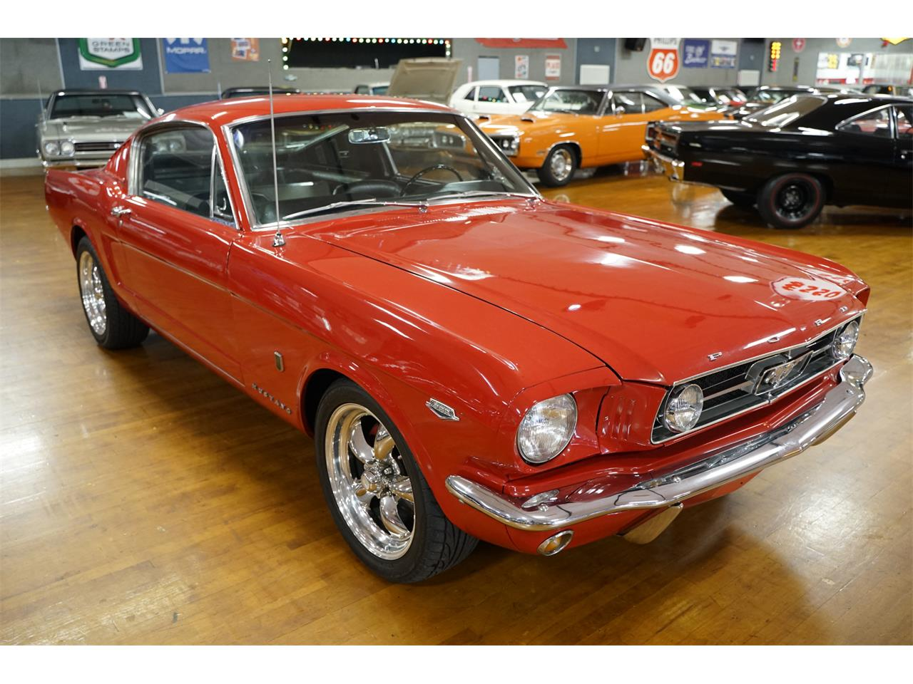 Large Picture of '65 Mustang - R1YX