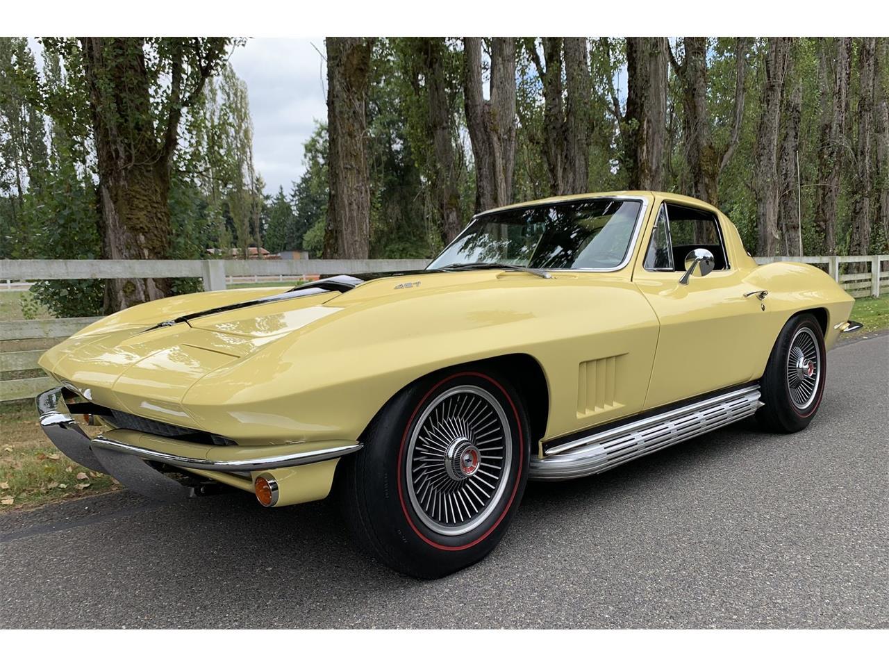Large Picture of '67 Corvette - R1ZK