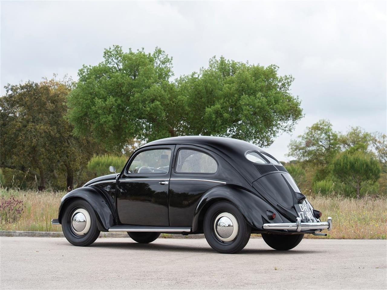 Large Picture of Classic 1951 Beetle located in Monteira  Auction Vehicle Offered by RM Sotheby's 781118 (remove ID# on next use) - R1ZS