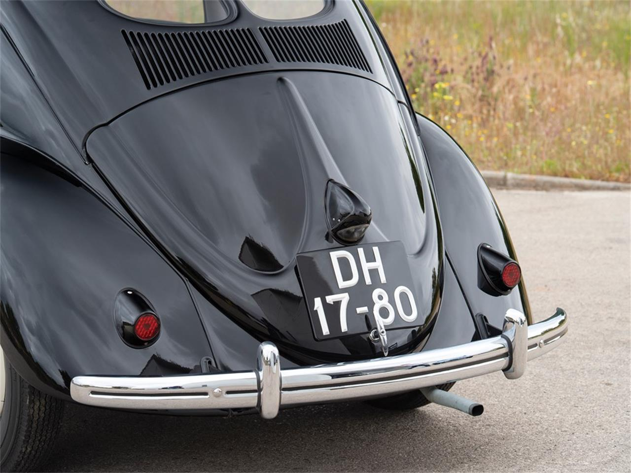 Large Picture of '51 Beetle located in Monteira  Auction Vehicle - R1ZS