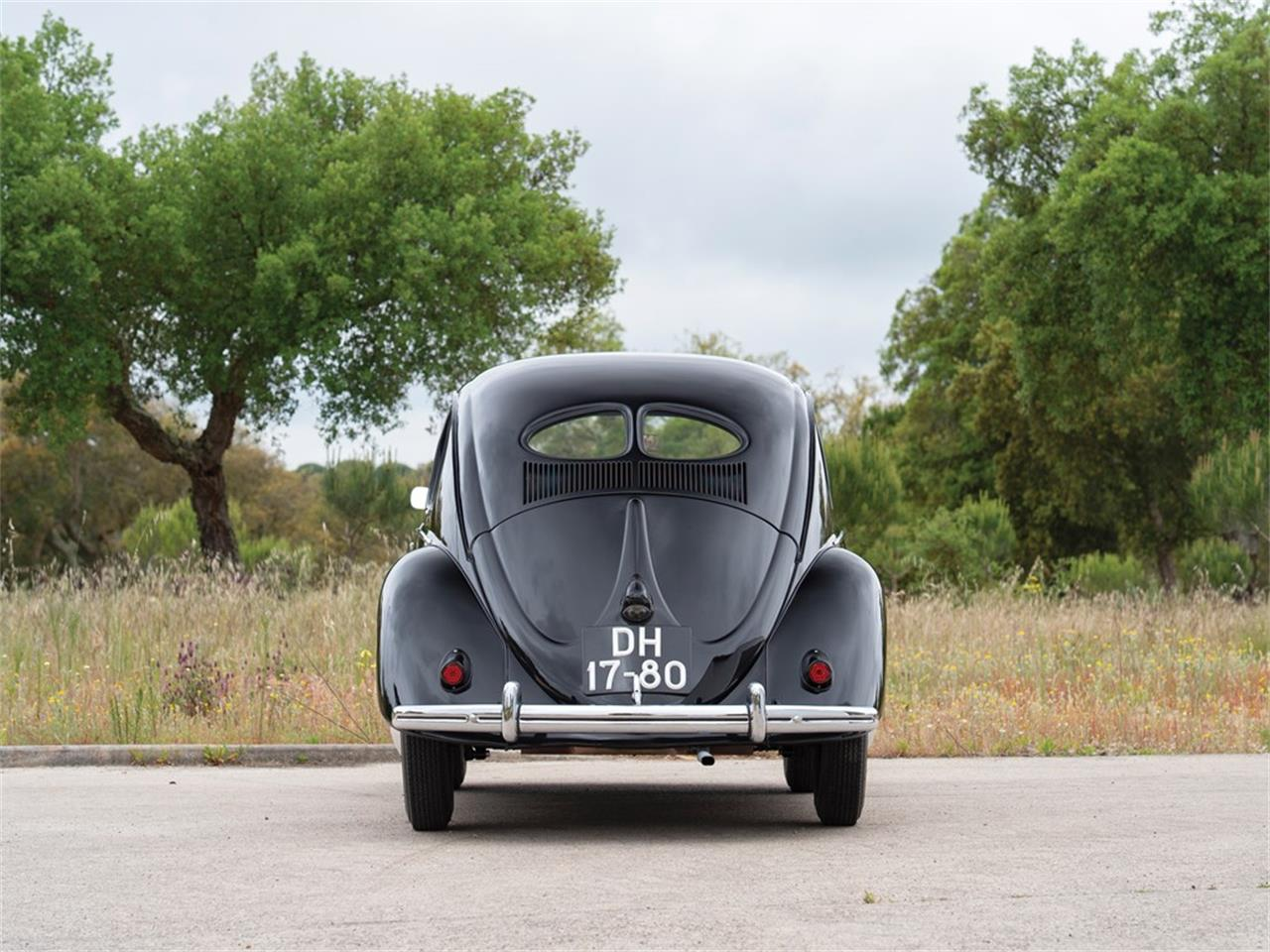 Large Picture of Classic '51 Volkswagen Beetle Auction Vehicle - R1ZS