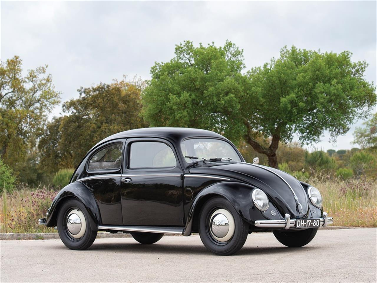 Large Picture of Classic 1951 Volkswagen Beetle located in  Auction Vehicle - R1ZS