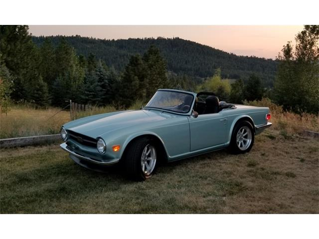 Picture of '71 TR6 - R1ZT