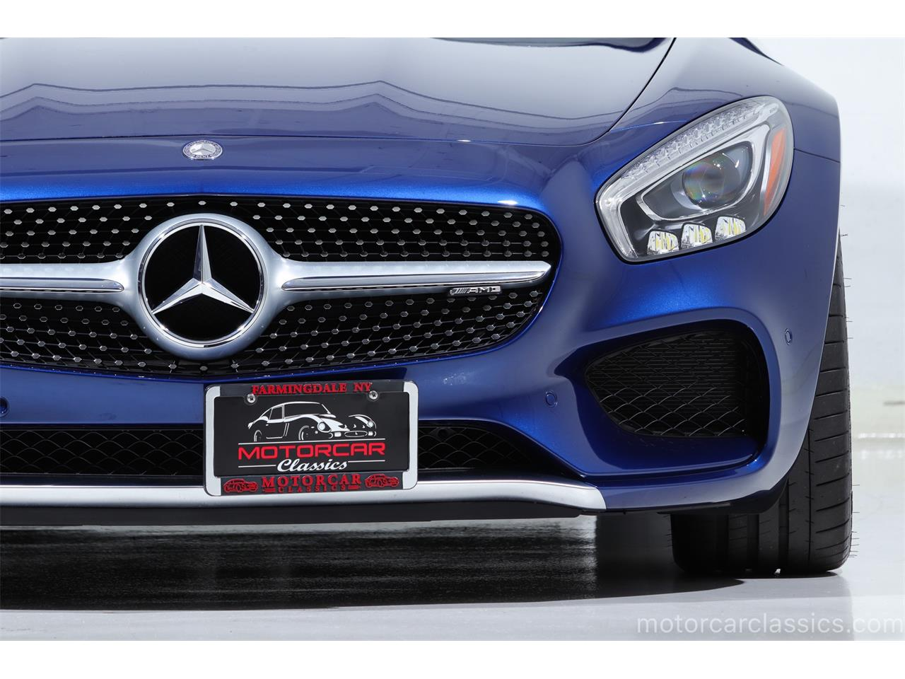 Large Picture of 2016 Mercedes-Benz AMG - R1ZW