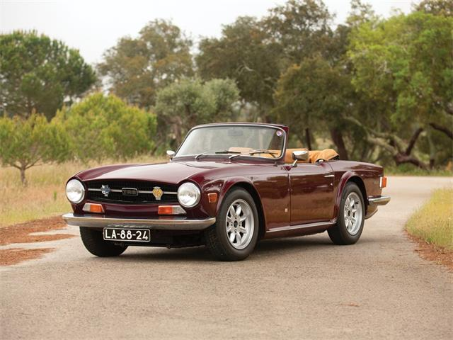 Picture of '69 TR6 - R1ZX