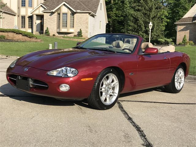 Picture of '01 XK8 - R20J