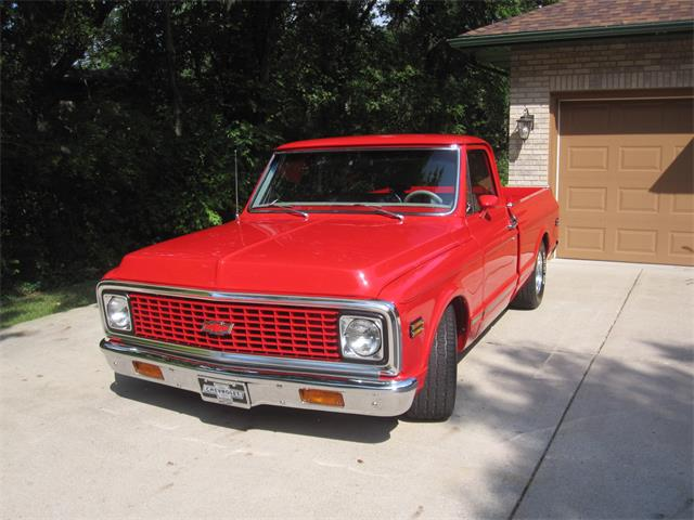 Picture of '72 C10 - R20L