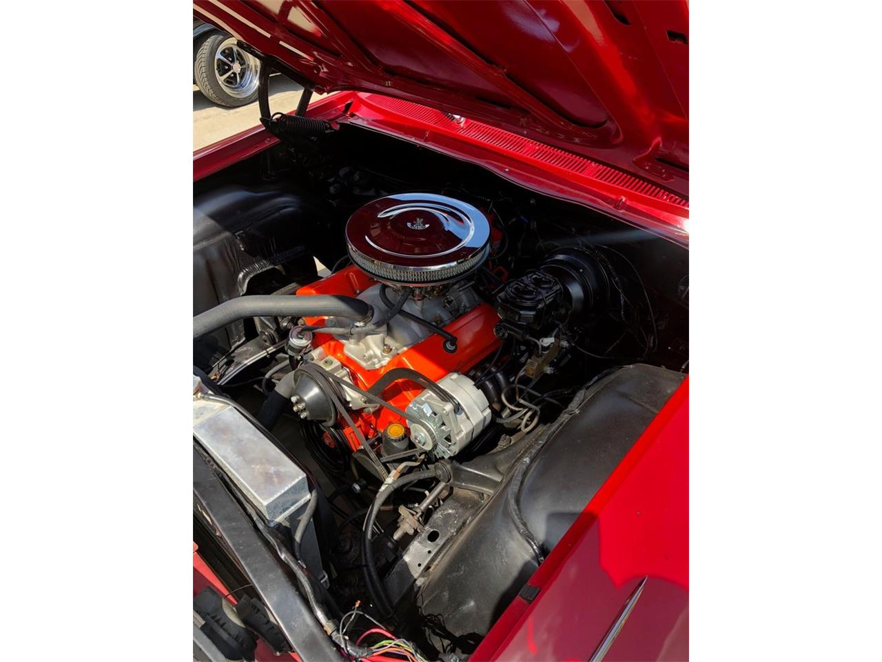 Large Picture of '62 Impala - R20R