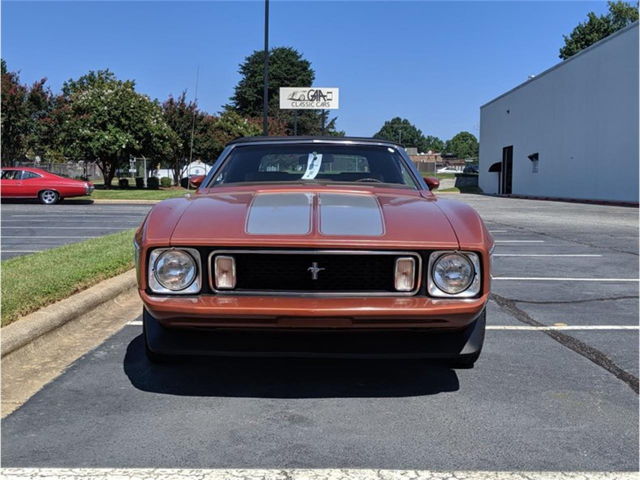 Large Picture of '73 Mustang - R20V