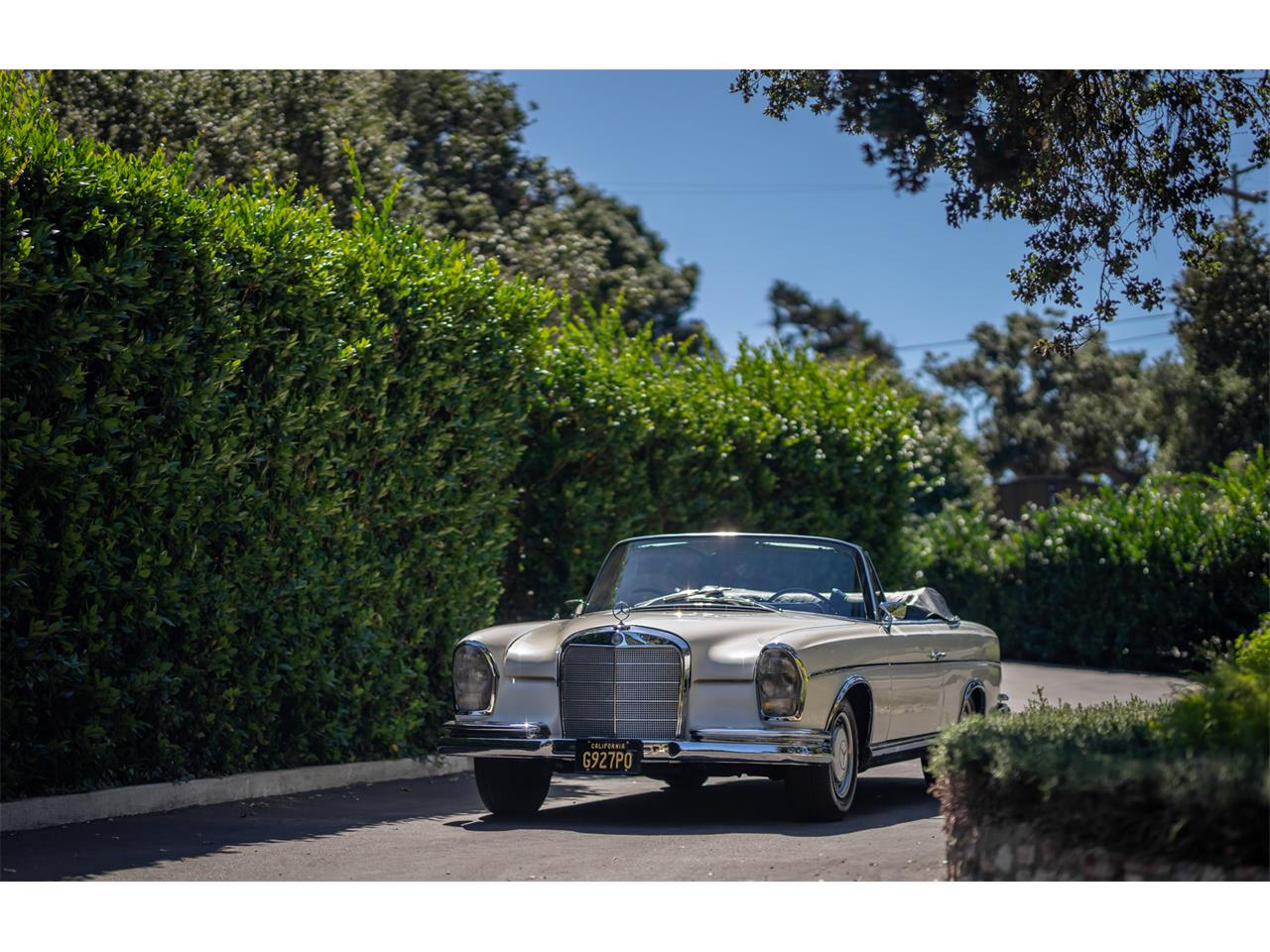 Large Picture of 1964 220SE located in Los Angeles California Auction Vehicle - R20Z