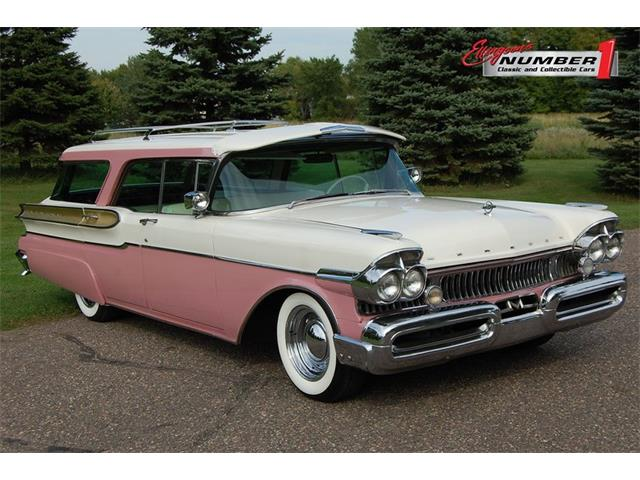 Picture of Classic '57 Mercury Commuter located in Rogers Minnesota Offered by  - R214