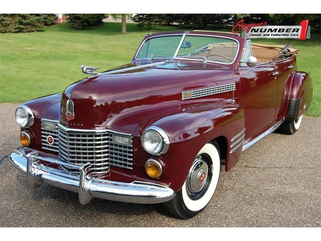 1941 Cadillac Convertible