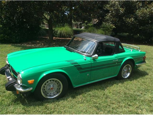 Picture of '76 TR6 - R21N