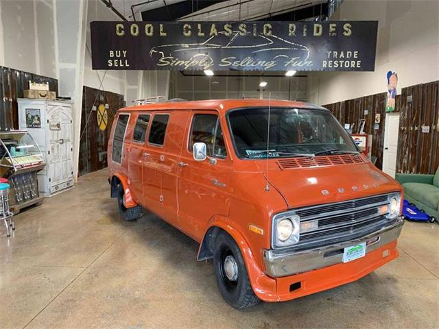 Picture of '77 Ram Van - R21Z