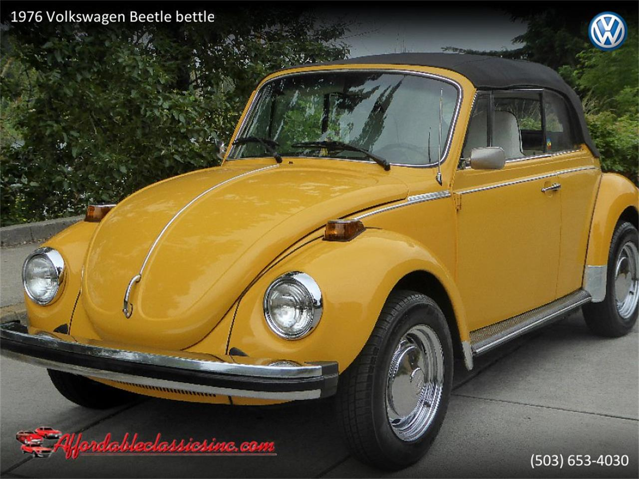 Large Picture of '76 Beetle - R22C