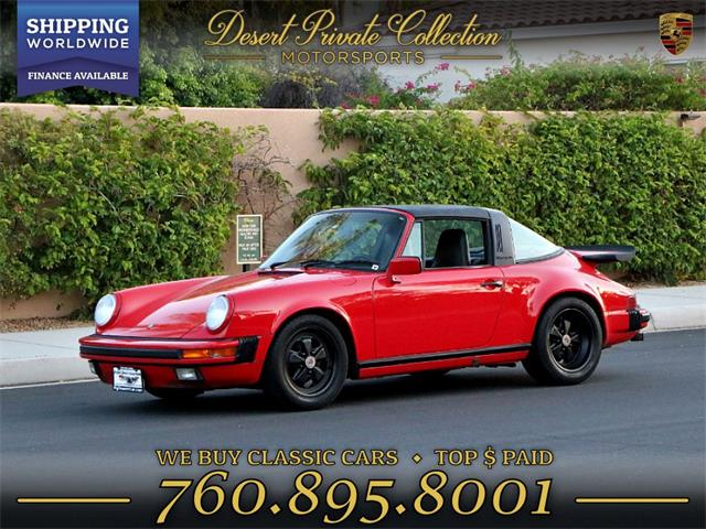 Picture of '89 911 - $46,750.00 Offered by  - R22I