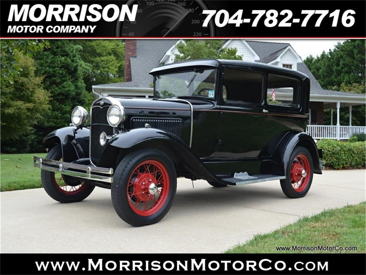 Large Picture of '31 Model A - R22X