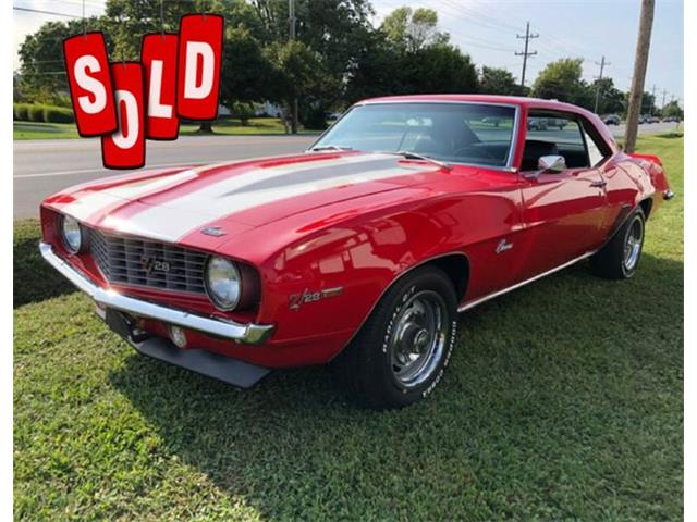 Picture of '69 Camaro - R22Z