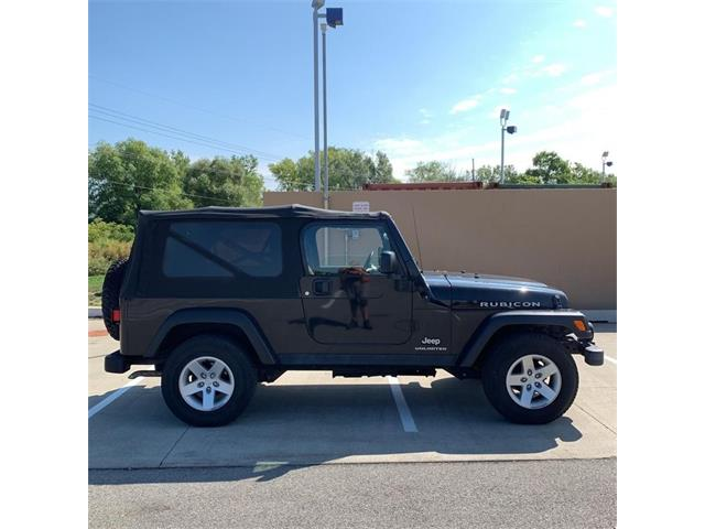 Picture of '05 Wrangler - R235