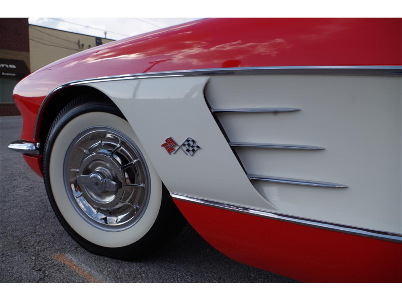 Large Picture of 1958 Corvette - R23F