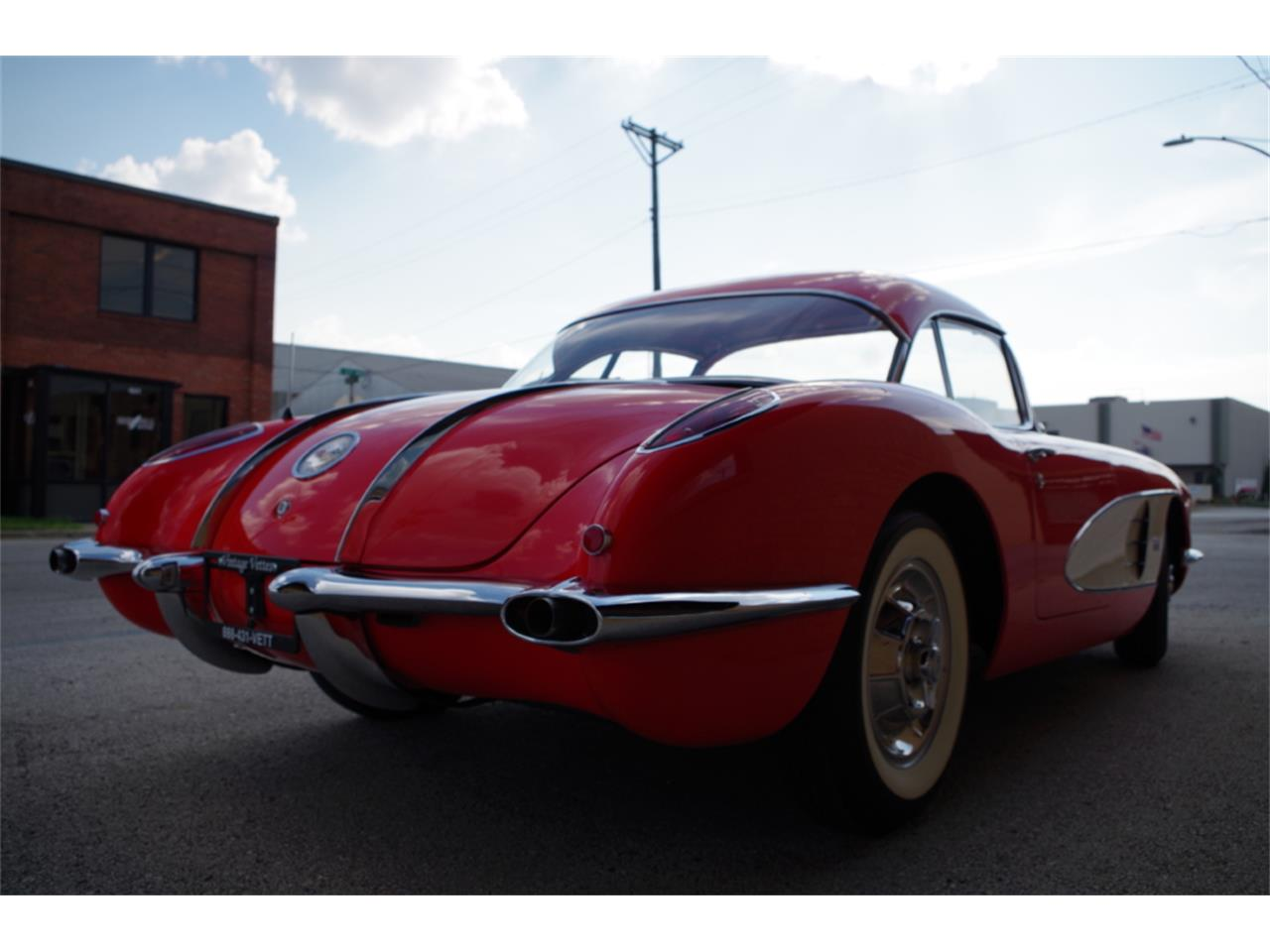 Large Picture of Classic 1958 Corvette located in Missouri - $139,900.00 Offered by Vintage Vettes, LLC - R23F