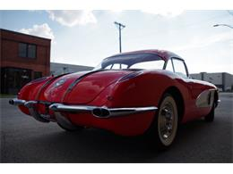 Picture of 1958 Chevrolet Corvette located in N. Kansas City Missouri Offered by Vintage Vettes, LLC - R23F