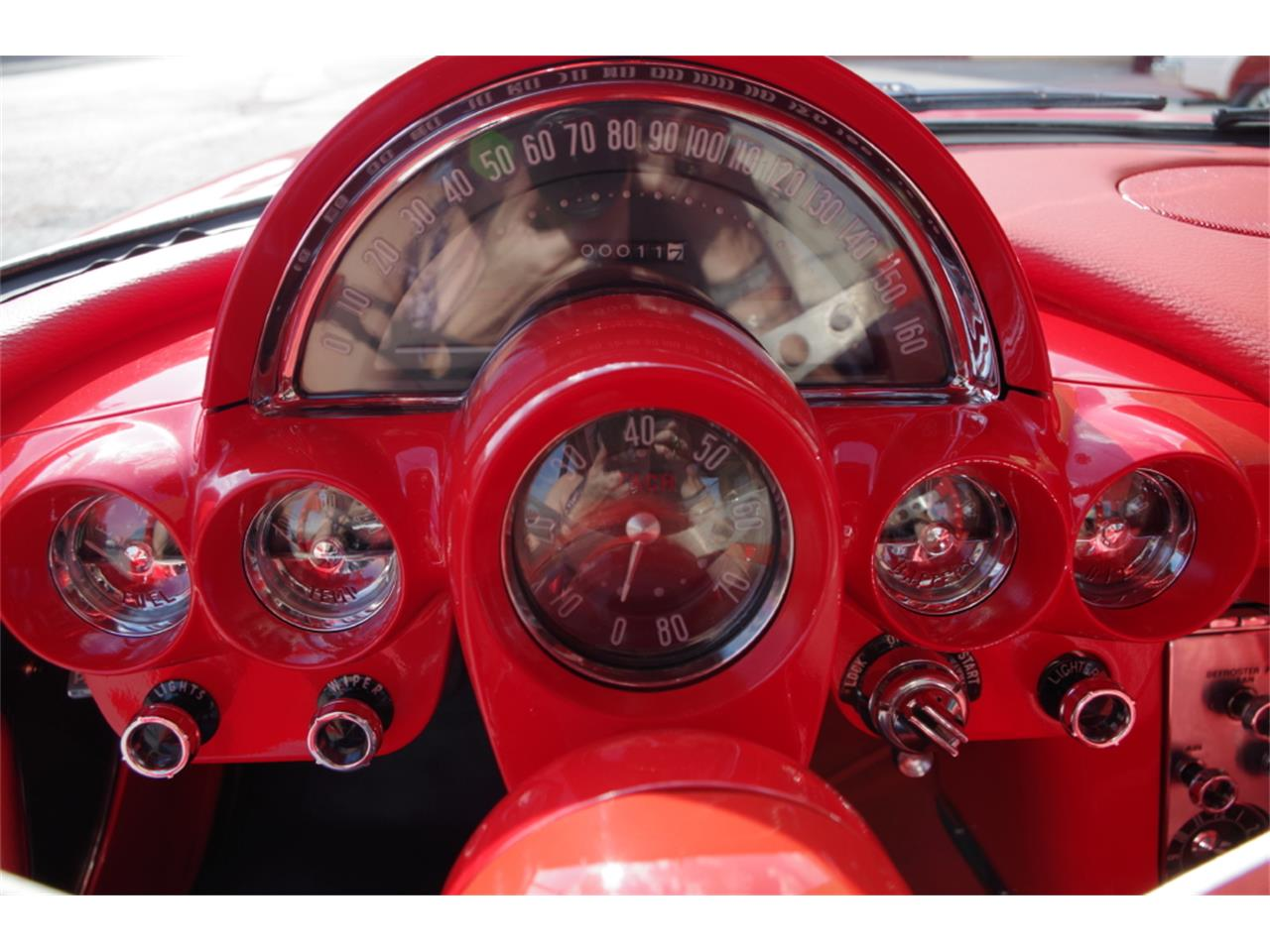 Large Picture of Classic 1958 Corvette - R23F