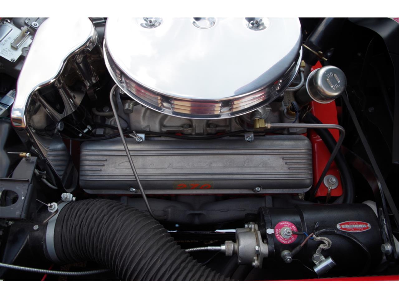 Large Picture of '58 Corvette - R23F