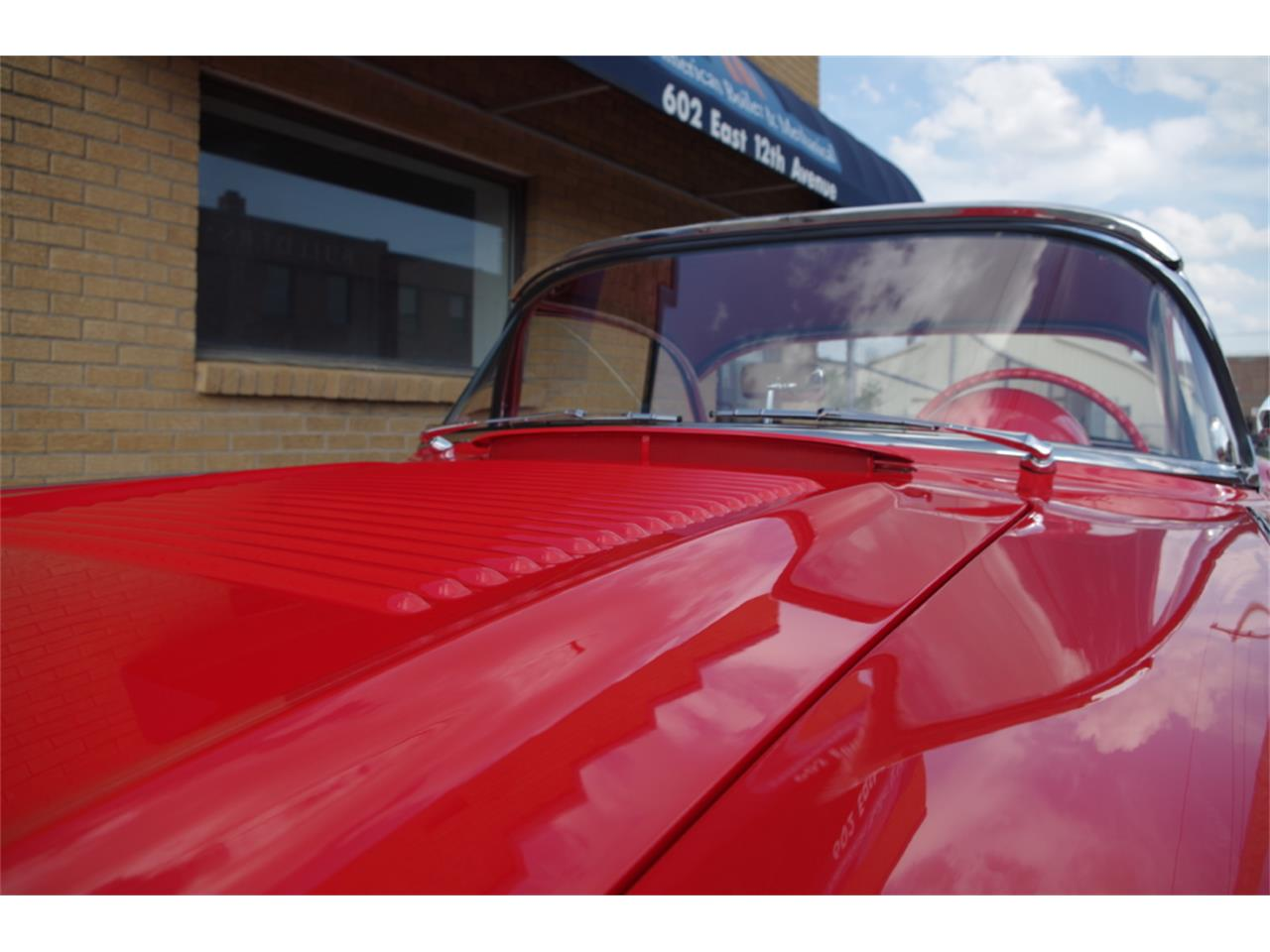Large Picture of Classic '58 Chevrolet Corvette located in Missouri Offered by Vintage Vettes, LLC - R23F
