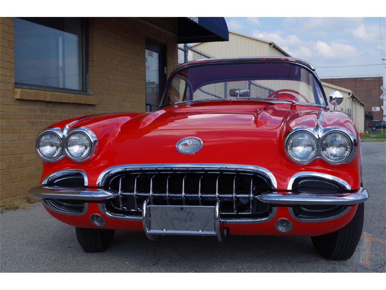 Large Picture of 1958 Corvette located in Missouri - $139,900.00 Offered by Vintage Vettes, LLC - R23F