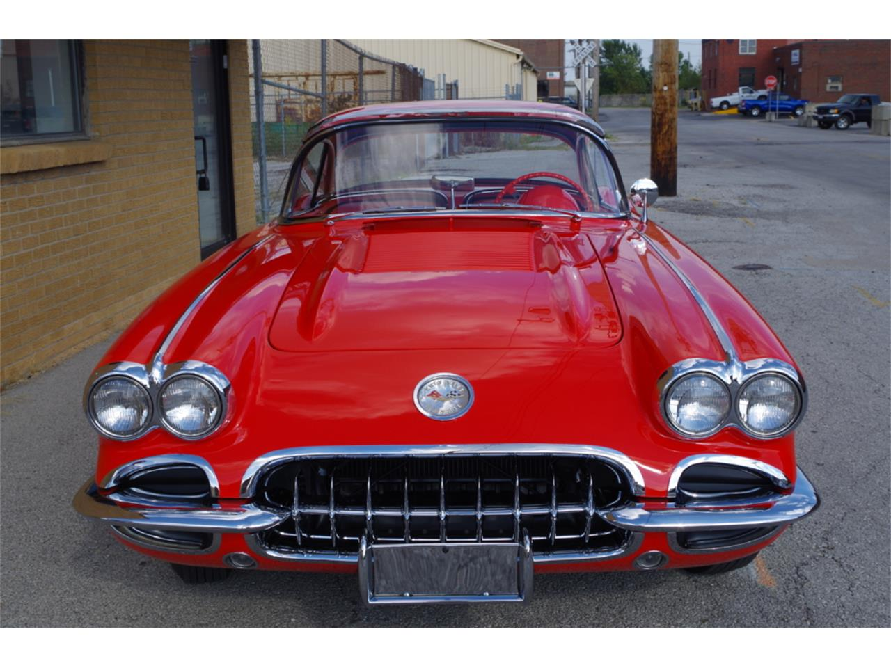Large Picture of Classic '58 Corvette located in N. Kansas City Missouri - $139,900.00 - R23F