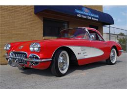 Picture of Classic 1958 Chevrolet Corvette located in N. Kansas City Missouri - $139,900.00 Offered by Vintage Vettes, LLC - R23F