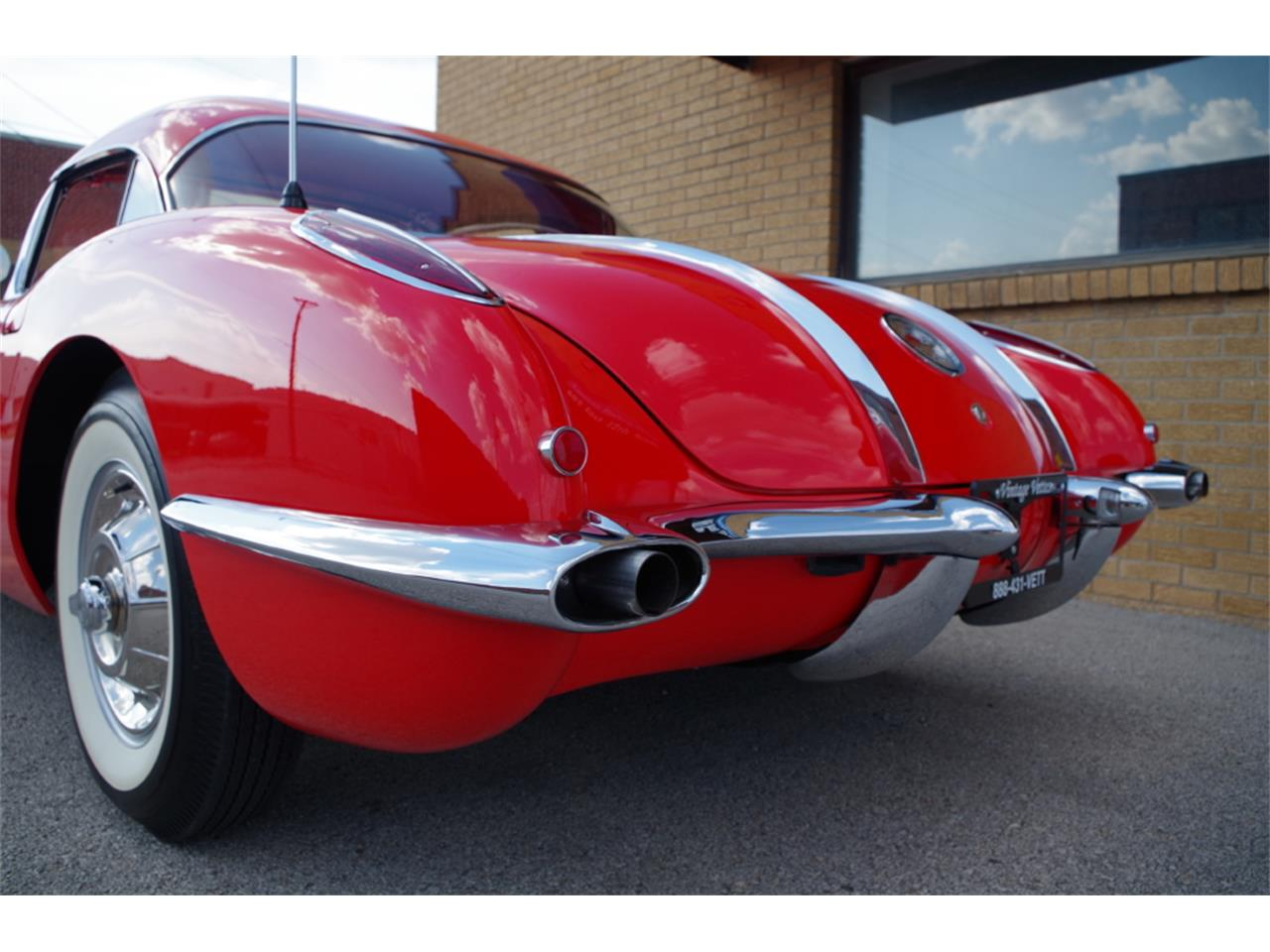 Large Picture of Classic 1958 Chevrolet Corvette - $139,900.00 Offered by Vintage Vettes, LLC - R23F
