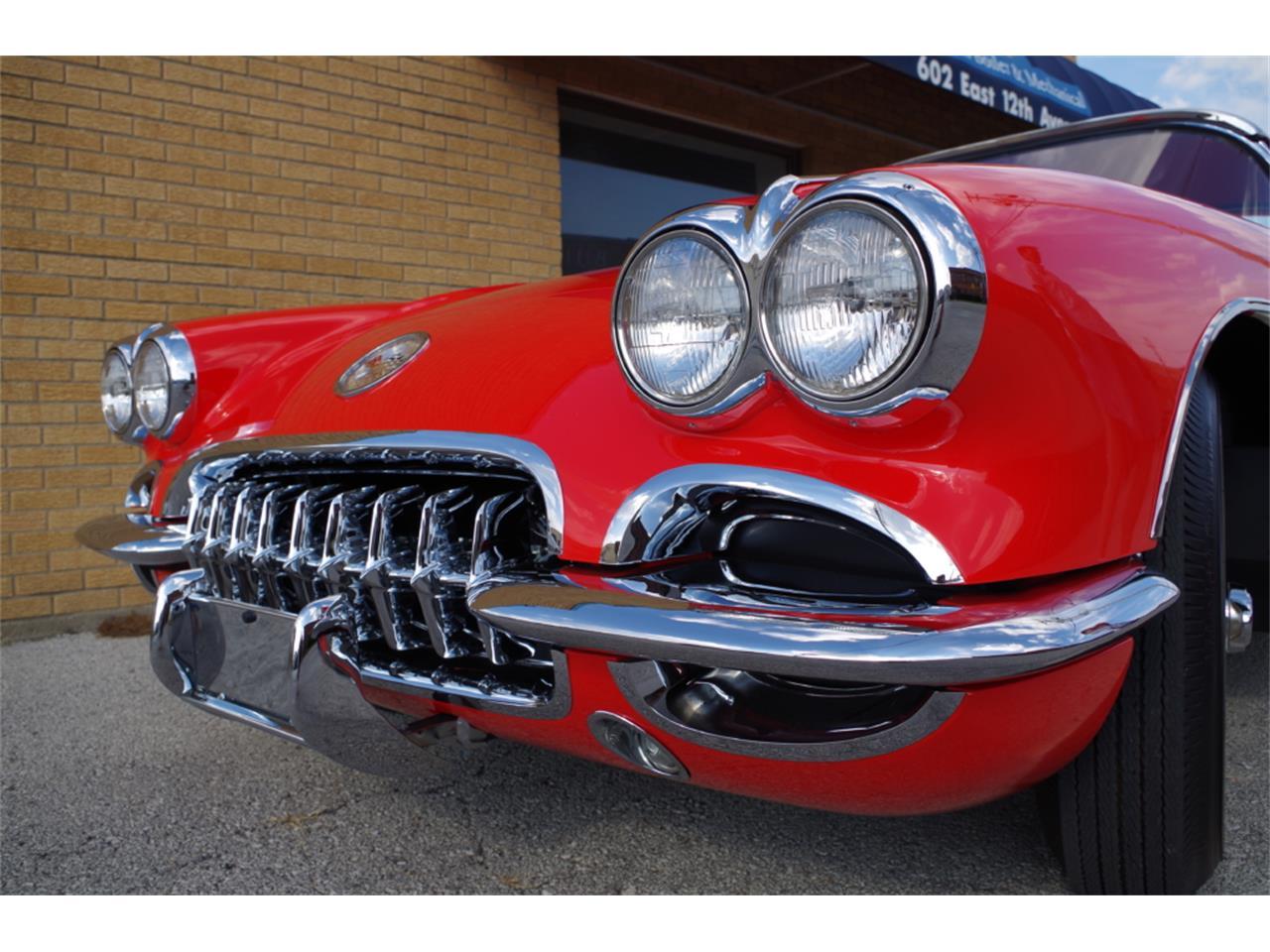 Large Picture of Classic '58 Chevrolet Corvette - R23F