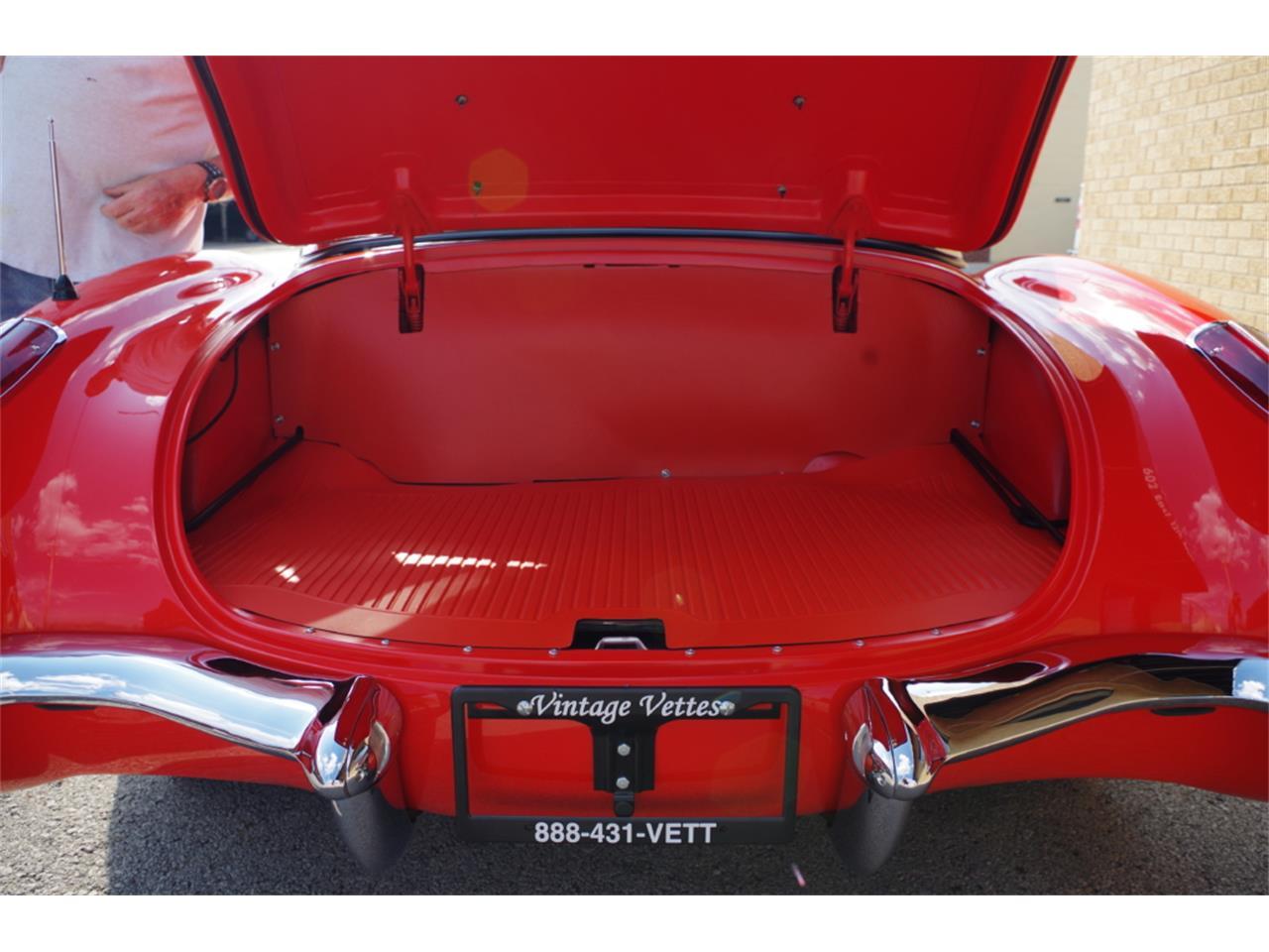 Large Picture of Classic 1958 Chevrolet Corvette - R23F