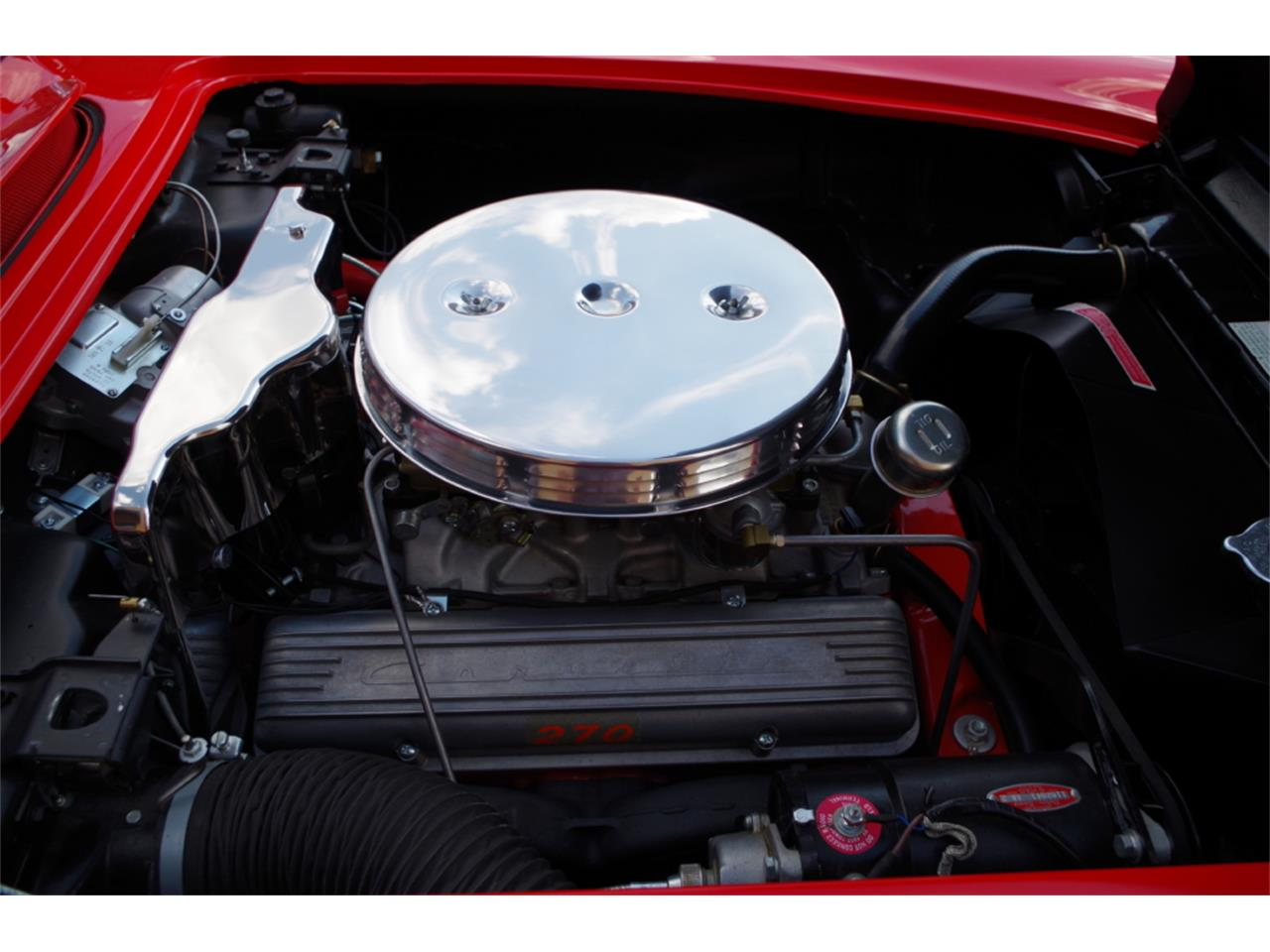 Large Picture of 1958 Corvette located in Missouri - R23F
