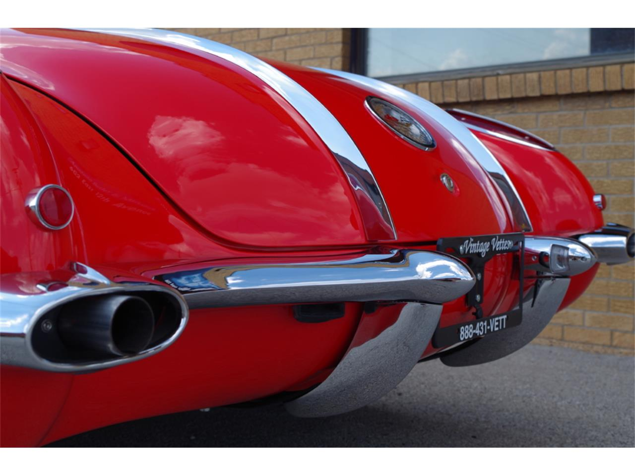 Large Picture of Classic 1958 Corvette - $139,900.00 Offered by Vintage Vettes, LLC - R23F