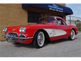 Picture of Classic 1958 Chevrolet Corvette Offered by Vintage Vettes, LLC - R23F