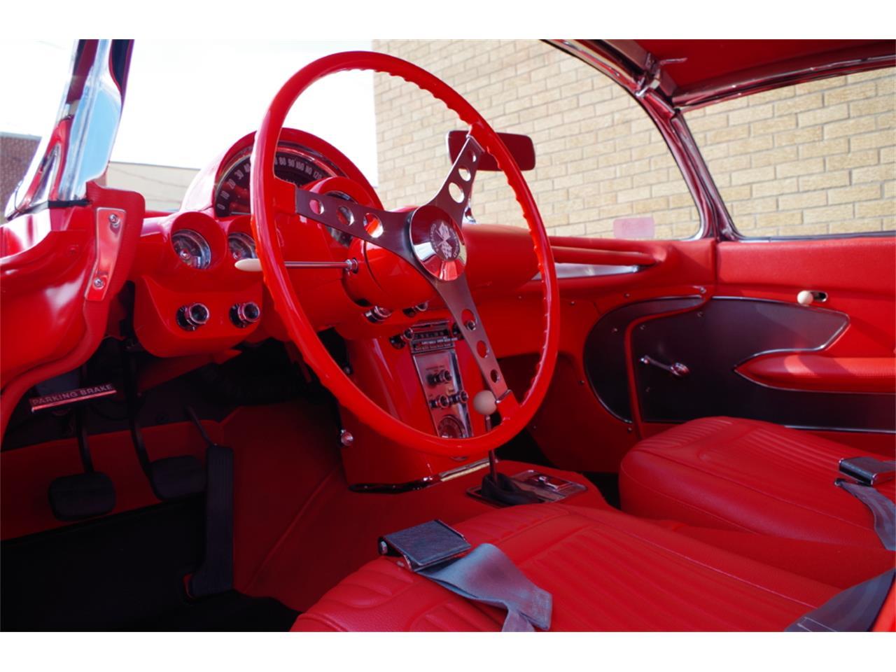 Large Picture of 1958 Chevrolet Corvette - $139,900.00 - R23F