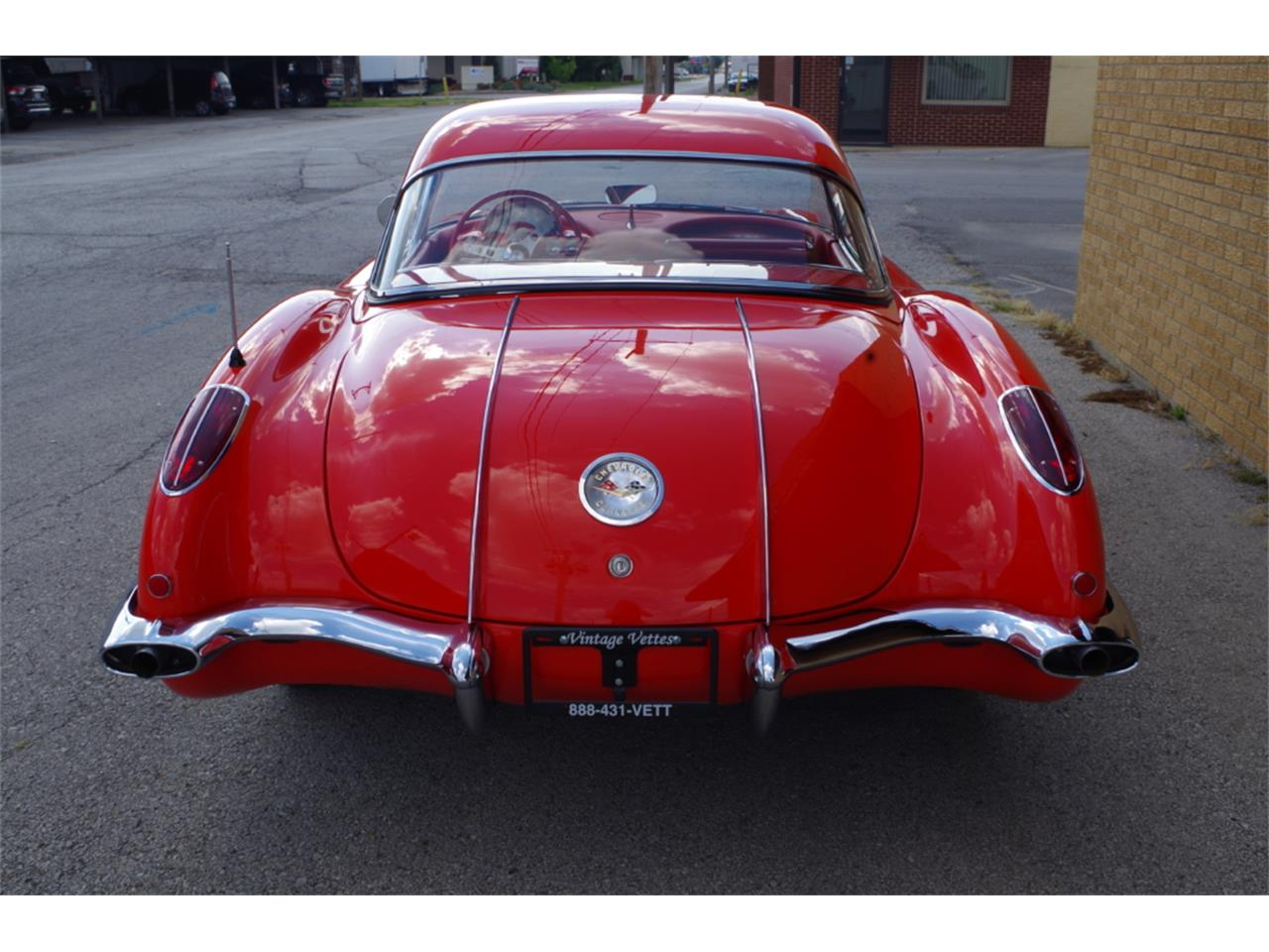Large Picture of Classic 1958 Corvette located in N. Kansas City Missouri - $139,900.00 - R23F