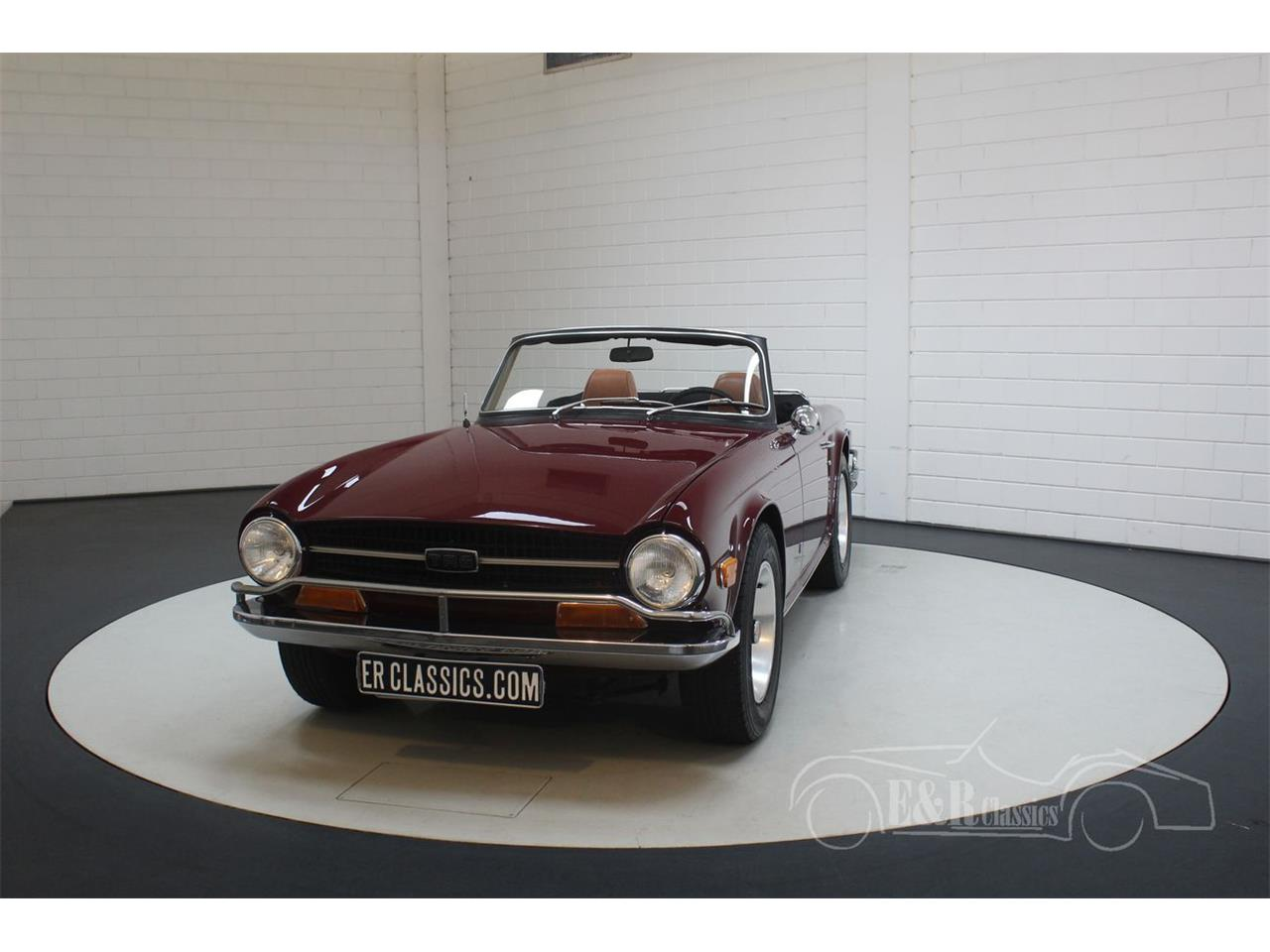Large Picture of '72 TR6 - R23I